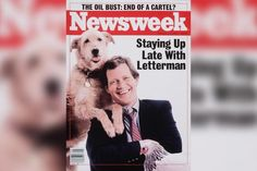 There are pieces about David Letterman everywhere. I love this elegy to Dave and the revolution he brought about, by Hank Stuever at The Washington Post, which talks about Letterman's subversion of celebrity culture and how celebrity worship has roared back. But to get a feel for that revolution from the inside, read this 1986 Newsweek cover story by Bill Barol, a wonderfully deep dive. Newsweek reposted it this week, and what a joy it is to read it again. — John Schwartz, Science Reporter