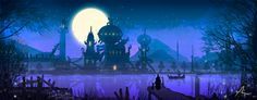 The Art Of Animation, Nigel Goh