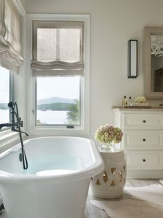 WE ♥ THIS!  ----------------------------- Original Pin Caption: South Shore Decorating Blog: Favorite Light and Bright Neutral Rooms