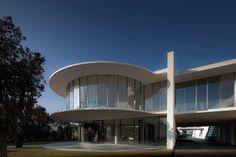 Headquarters Secco Sistemi, Preganziol, 2017 - studio PANDOLFO-POSSAMAI