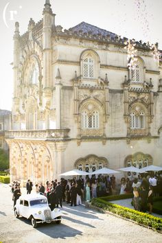 Bussaco Palace, Portugal // Fotografia: Rising Photo // www.risingphoto.com