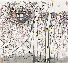 View past auction results for Wu Guanzhong on artnet