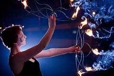Highly Flammable | Fire Performers