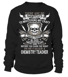 CHEMISTRY TEACHER