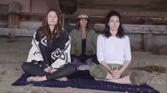 The Wellness Experiment: Paddle Board Meditation