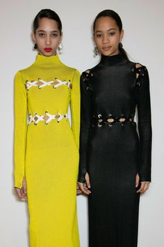 Proenza Schouler at New York Fall 2016 (Backstage)