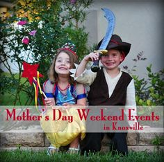 Family Friendly Weekend Events {May 10th-12th}