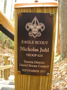 from Brayan dating an eagle scout
