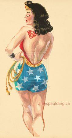 Wonder woman. Ser valiente y hacer las cosas con pasión es el secreto de una buena vida