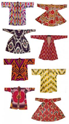 ikat clothing