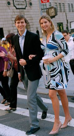 Kushner with his wife, Ivanka Trump - JARED KUSHNER turned 30 in 2011 & was about to be a father. He is the publisher of The New York Observer.  He is the oldest son of Charles Kushner, a New Jersey real estate developer who had spent time in prison for orchestrating one of the more memorable get-even schemes perpetrated in the name of sibling rivalry. He had hired a prostitute to entrap his brother-in-law &captured their encounter on hidden camera to show his sister.