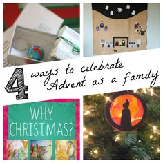 4 Ways to Celebrate Advent as a Family