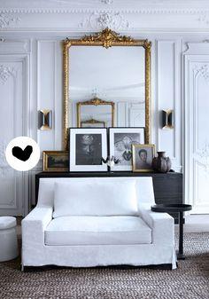 Beautiful Parisian apartment