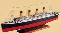 Resultado de imagen para titanic maqueta Titanic Model, Miniatures, Minis