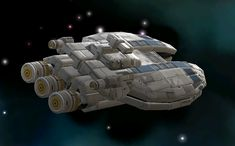 Captor class heavy munitions cruiser