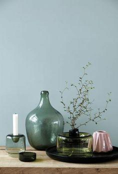 from Kulunkadeco House Doctor 2014 House Doctor, Deco Floral, Arte Floral, Interior Styling, Interior Design, Danish Design, Ikebana, Cozy House, Glass Bottles