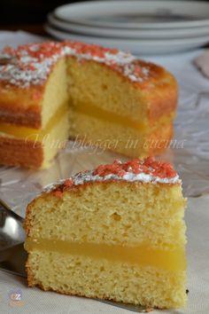 torta al succo d'arancia