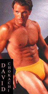 david chokachi speedo