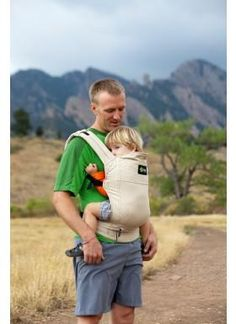 Boba 3G Baby Carrier - Safari Khaki