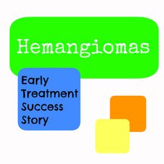Hemangioma - Our Story | Pink Oatmeal