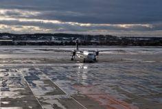 #aiport #gdansk #airplane; photo: Grzegorz Dymon