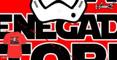 Trust me, I'm a renegade stormtrooper T-shirts - Designed by: Boggs Nicolas
