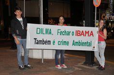 Grupo Ecológico Sentinela dos Pampas: FECHAR O IBAMA É CRIME AMBIENTAL