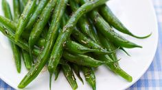 A tasty recipe from Walmart.ca: Herbed Green Beans