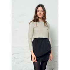 Skirt ReBlack Shadow @ DES PETITS HAUTS