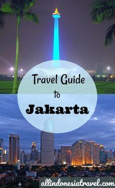 Jakarta is the main and largest city in Indonesia. It has both good and bad reputation for travelers, from being highly congested and soulless to hidden Florida Travel, Asia Travel, Croatia Travel, Beach Travel, Hawaii Travel, Wanderlust Travel, Italy Travel, Best Travel Guides, Travel Advice