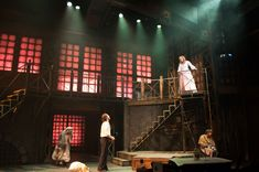 Nashville Repertory Theatre's Production of Sondheim's Sweeney Todd