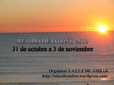 """Retiro de Yoga de Otoño """"Unas Vacaciones que Mejoran Tu Bienestar"""" - http://hermandadblanca.org/2013/09/23/retiro-de-yoga-de-otono-unas-vacaciones-que-mejoran-tu-bienestar/"""