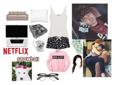"""""""Lazy Day with Jc"""" by lifeasgege ❤ liked on Polyvore featuring Calvin Klein, Mulberry, Forever 21, L.L.Bean, Alphason and Elli Popp"""