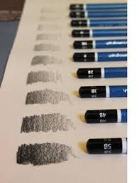 drawing pencils types - Google Search