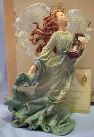 Image result for angel figurines