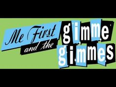 Me First And The Gimme Gimmes - Yesterday (Paul Mc Cartney)