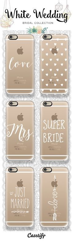 It's wedding season! Don't leave your phone under-dressed. Shop the perfect wedding tech accessory here: http://www.casetify.com/artworks/lm5JpVR7P7