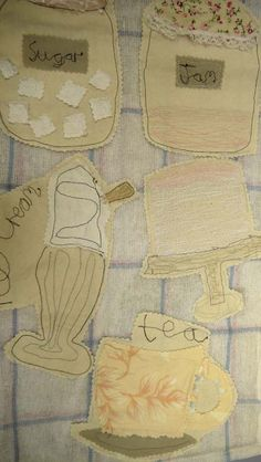 Textiles @ Northbrook: Kirsty Darby