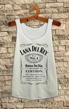 #6 Lana Del Rey Shirt  Tank Top Medium or large?