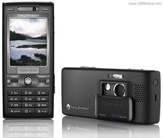 Kako flešovati Sony Ericsson k800