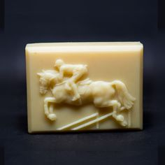 Handmade soaps with a horse theme!