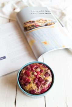 Looking for a quick dessert you can whip up in minutes? Grab this Paleo Raspberry Mug Cake recipe!