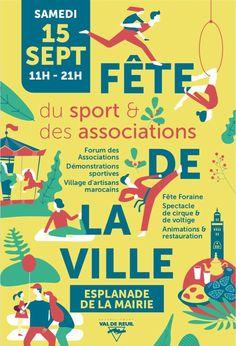 Fête de la ville - Val-de-Reuil