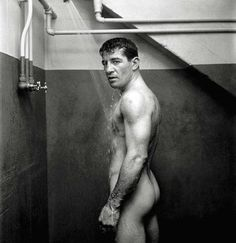 Rocky Graziano by Stanley Kubrick (yep, Stanley Kubrick - before his days as a movie director).  There is an entire series of these, but this one is obviously the best;)