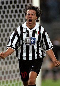 Alessandro Del Piero // 1998/1999 //