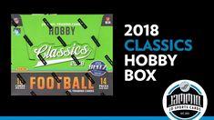 2018 Panini Classics Football Hobby Box Break