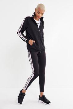 98bdb7ccf23c14 adidas Originals - Side Tape Leggings - $40.00 Leggings Fashion, Women's  Leggings, Adidas Women. Urban Outfitters