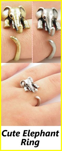 Get This Ring FREE, Just pay Shipping! ==> http://www.corporationgeek.com/products/cute-elephant-ring?variant=12718750468
