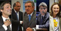 Folha Política: PF apreende manuscritos com lista de nomes do PT, inclusive a ex-ministra Maria do Rosário, em empresas envolvidas no Petrolão