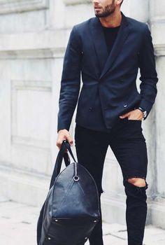 go to gym after work // gym day // mens fashion // urban men // menswear //urban…